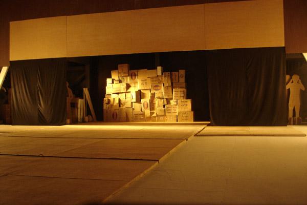 2007 Work in Progress en Ámsterdam, Holanda