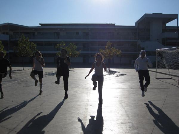 Investigación/Entrenamiento. Colegio Dunalastair [13.04.10]