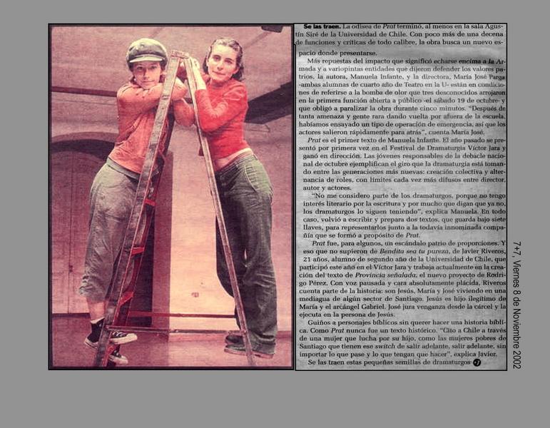 Revista 7mas7 - 8/12/2002