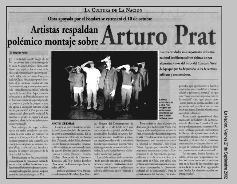 La Nación - 27/09/2002